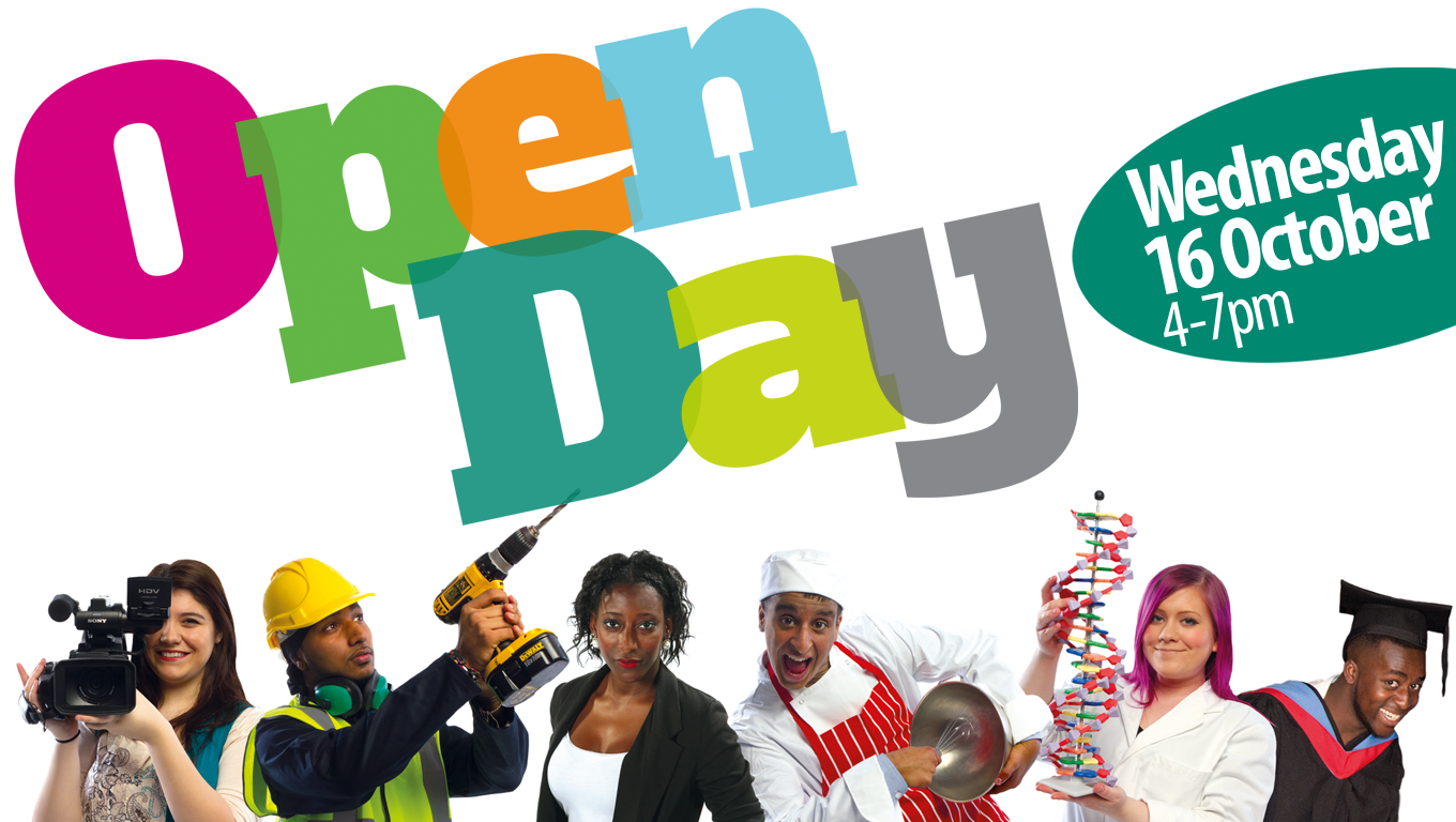 West Thames College VLE: Open Day - Tell Your Friends!